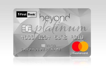 Photo Beyond Platinum Mastercard