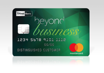 Foto Beyond Business Mastercard